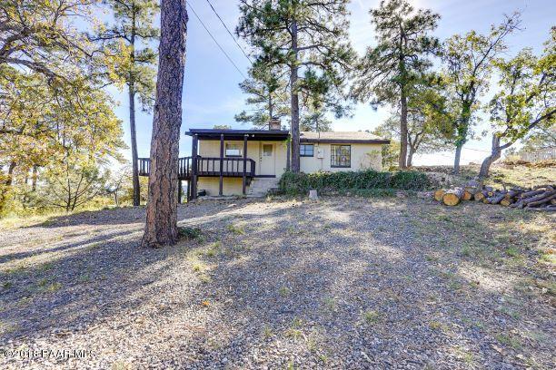 777 N Skyline Drive, Prescott, AZ 86305 (MLS #1016730) :: Conway Real Estate