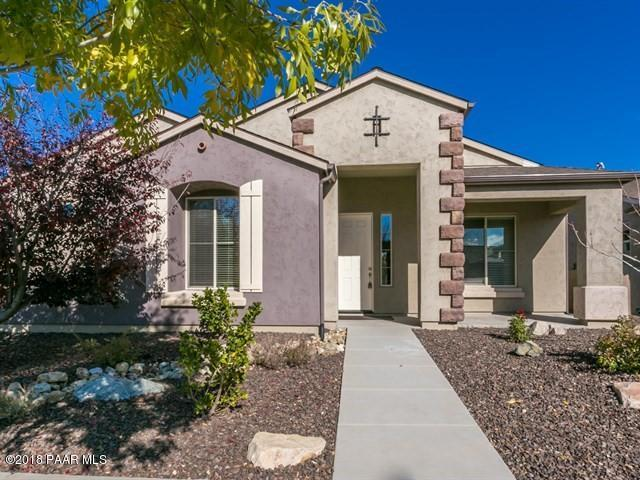 1083 Rigo Ranch Road, Prescott Valley, AZ 86314 (#1016777) :: HYLAND/SCHNEIDER TEAM