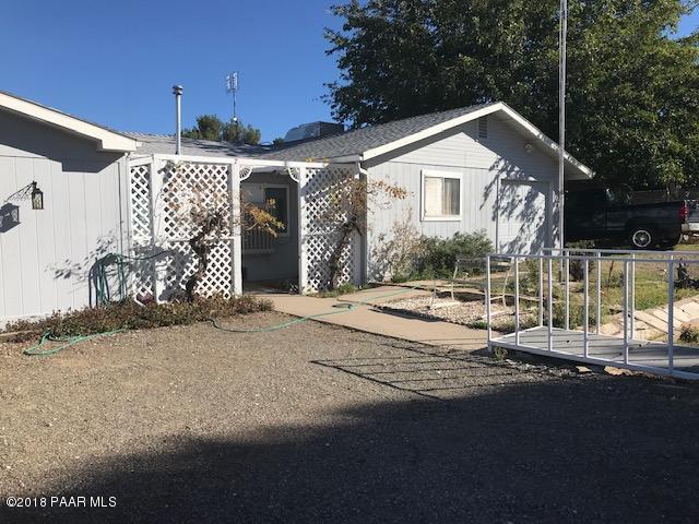17035 E Hillside Drive, Mayer, AZ 86333 (#1016807) :: The Kingsbury Group