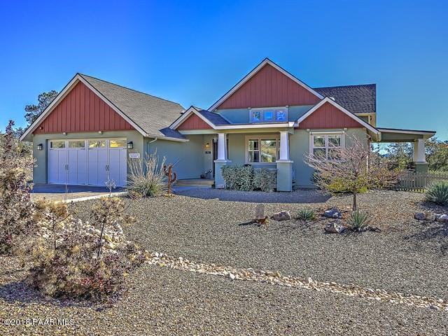 942 Estrella Court, Prescott, AZ 86305 (#1016866) :: The Kingsbury Group