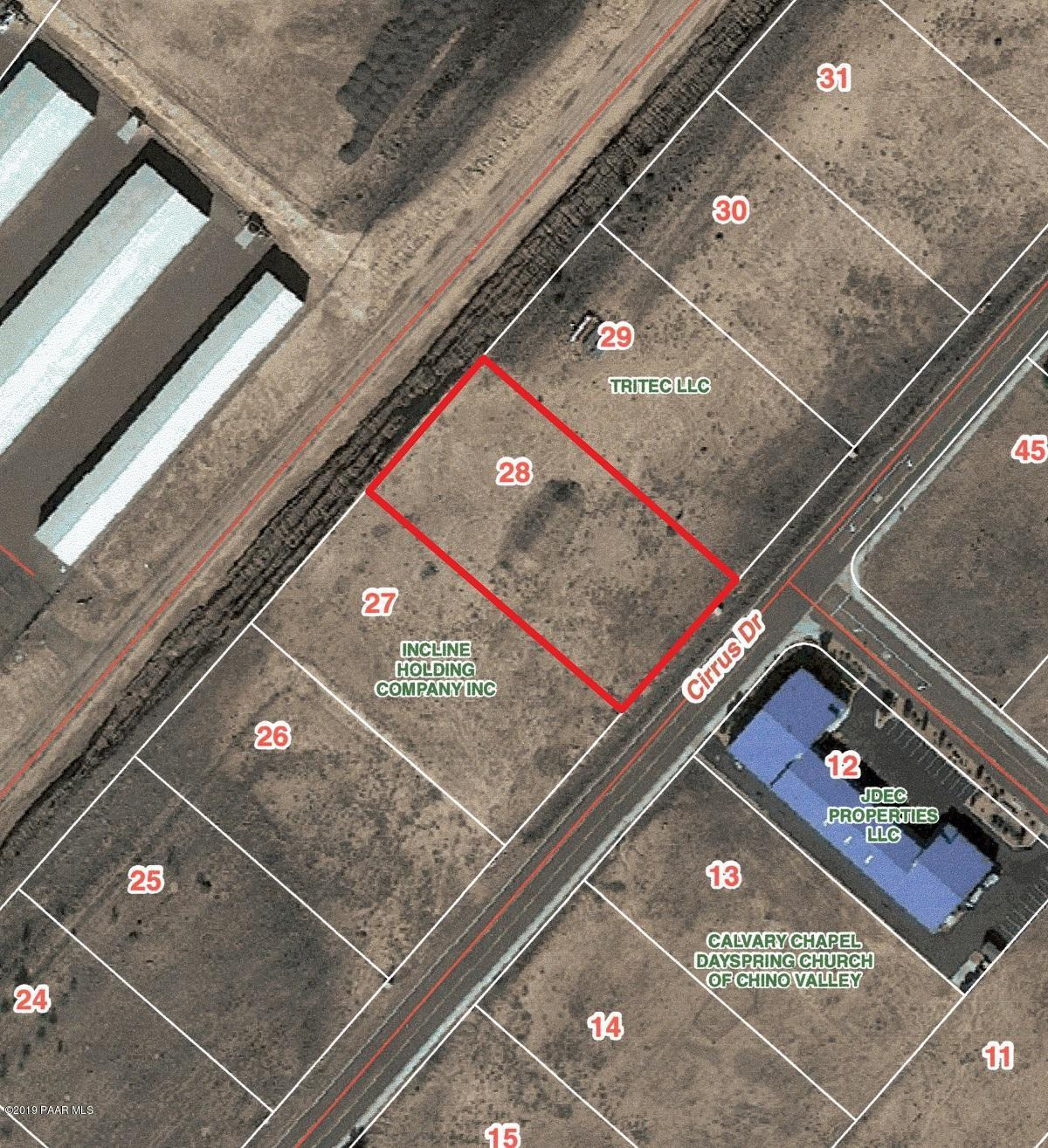 2216 Cirrus Lot 28 - Photo 1