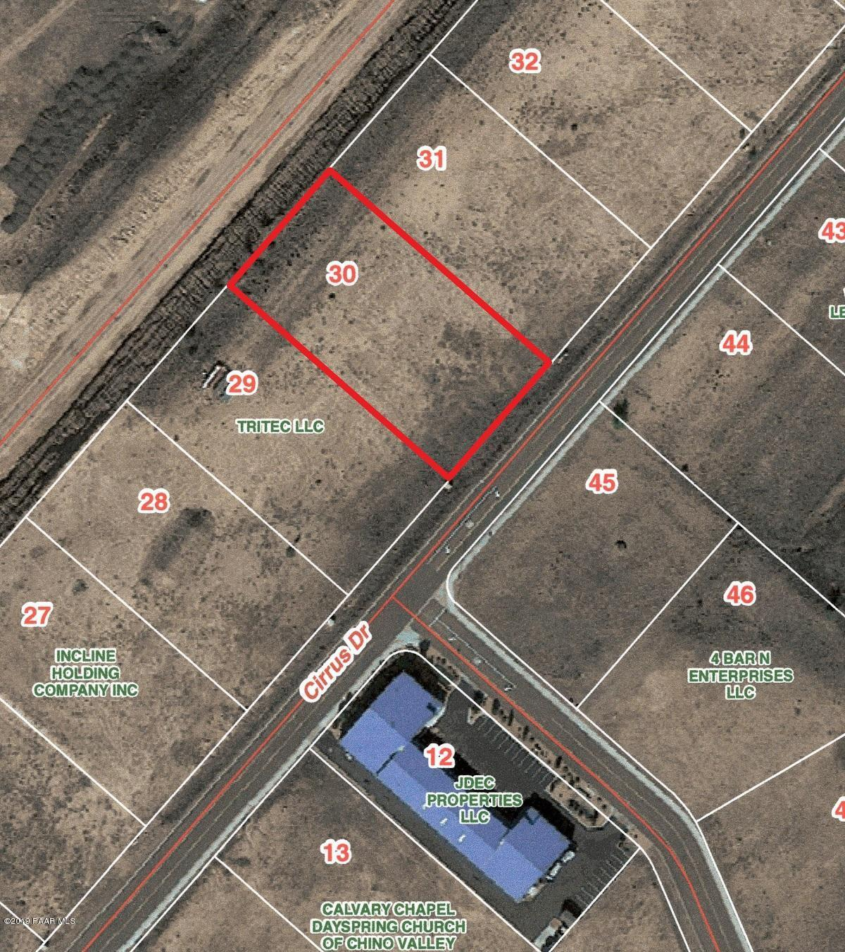 2220 Cirrus Lot 30 - Photo 1