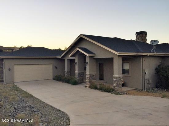 886 Trail Head Circle, Prescott, AZ 86301 (#1019274) :: HYLAND/SCHNEIDER TEAM