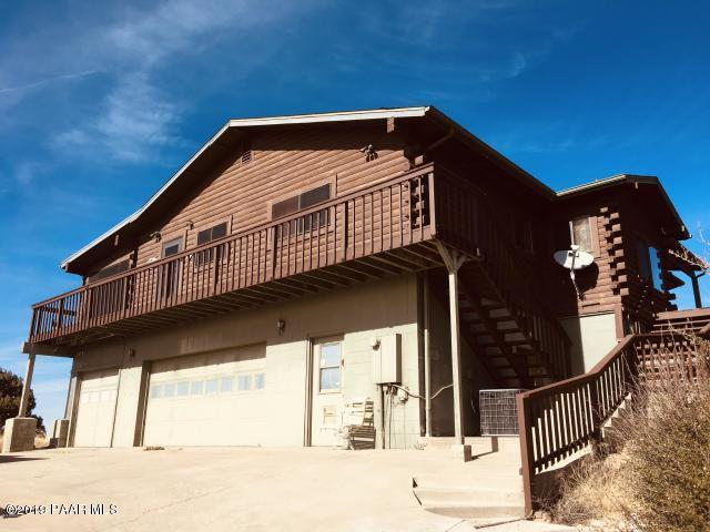 6210 W Windy Ridge Drive, Prescott, AZ 86305 (#1020873) :: Shelly Watne