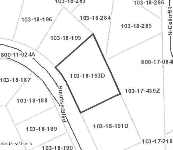 969 Sunrise Boulevard, Prescott, AZ 86301 (#1021020) :: HYLAND/SCHNEIDER TEAM