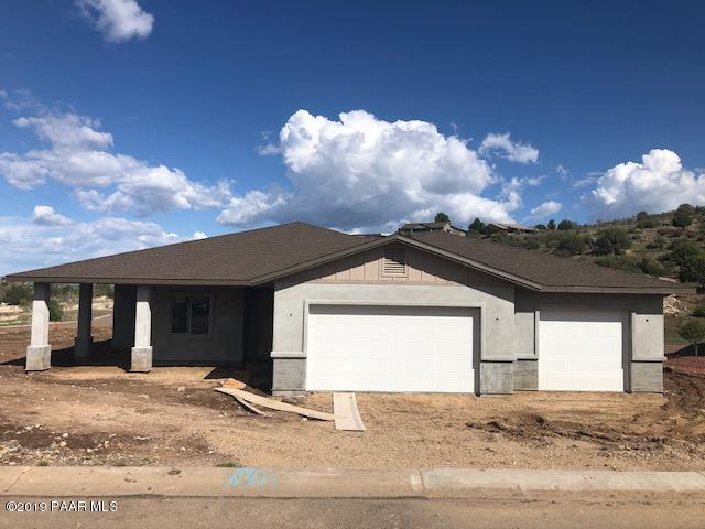 4716 Sharp Shooter Way, Prescott, AZ 86301 (#1021064) :: HYLAND/SCHNEIDER TEAM