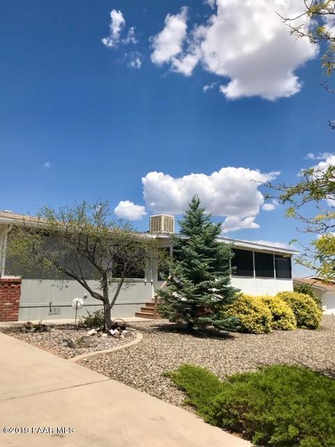 3130 Mountain Lake Drive, Prescott, AZ 86301 (#1022087) :: West USA Realty of Prescott