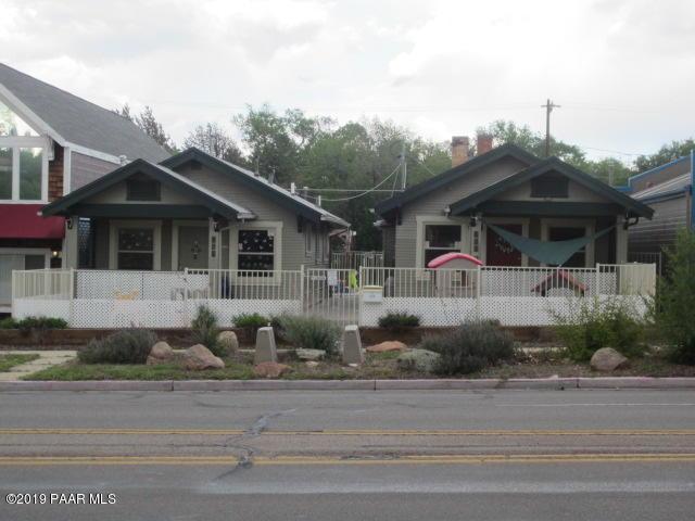 217 Grove Avenue, Prescott, AZ 86301 (#1022368) :: West USA Realty of Prescott
