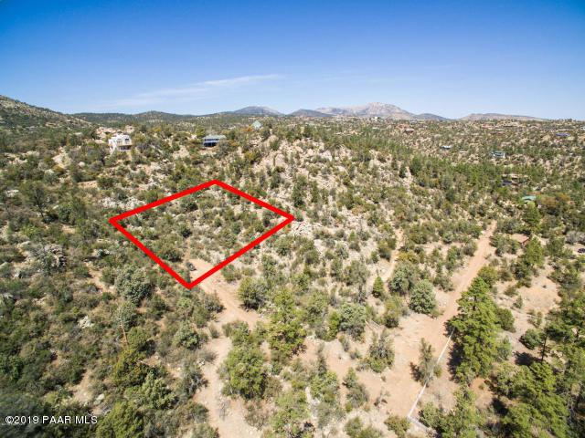 0 Idylwild Road, Prescott, AZ 86303 (#1022480) :: Shelly Watne