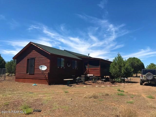 123 W Abandoned Trail, Ash Fork, AZ 86320 (#1022783) :: West USA Realty of Prescott