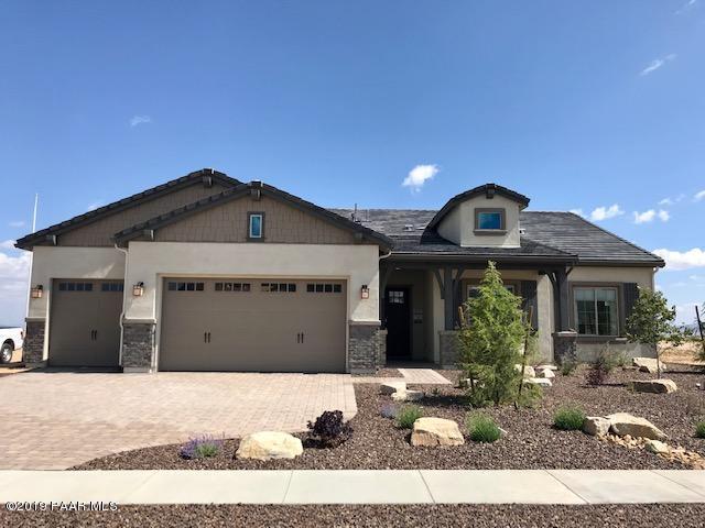 5392 Rocky Vista Drive, Prescott, AZ 86301 (#1022818) :: Shelly Watne