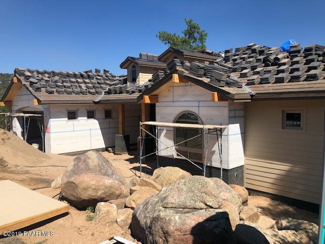 780 Crosscreek Drive, Prescott, AZ 86303 (#1023083) :: HYLAND/SCHNEIDER TEAM