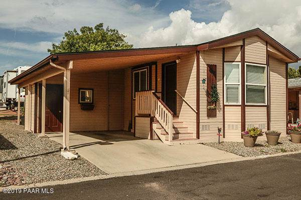 898 N Ponderosa Pine Drive, Prescott Valley, AZ 86327 (#1024590) :: HYLAND/SCHNEIDER TEAM