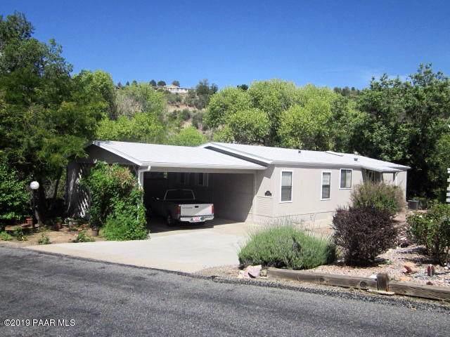 887 N Prescott Canyon Drive, Prescott, AZ 86301 (#1024593) :: West USA Realty of Prescott