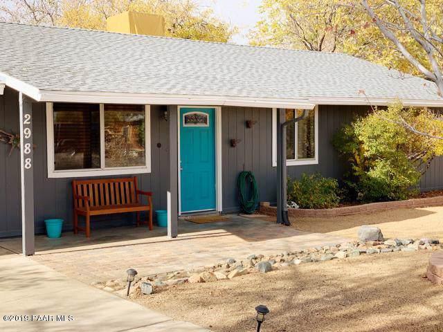 2988 N Date Creek Drive, Prescott Valley, AZ 86314 (#1025979) :: HYLAND/SCHNEIDER TEAM