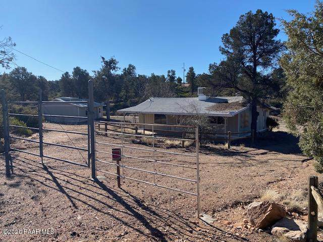 14980 N Burnside Drive, Prescott, AZ 86305 (#1026763) :: Shelly Watne