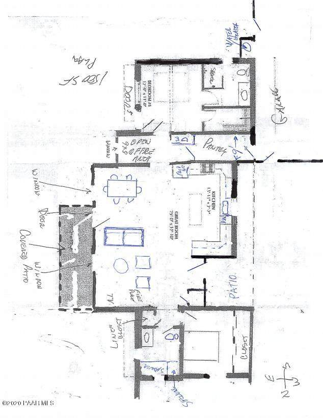 11601 Concho, Dewey-Humboldt, AZ 86327 (#1027520) :: Shelly Watne