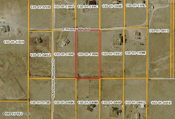 7855 E Hickey Mountain Road, Prescott Valley, AZ 86315 (MLS #1027583) :: Conway Real Estate