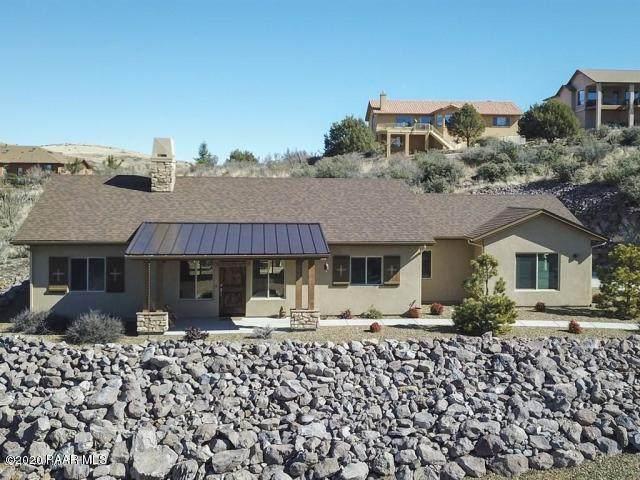 1039 Trouble Shooter Lane, Prescott, AZ 86301 (#1027622) :: HYLAND/SCHNEIDER TEAM