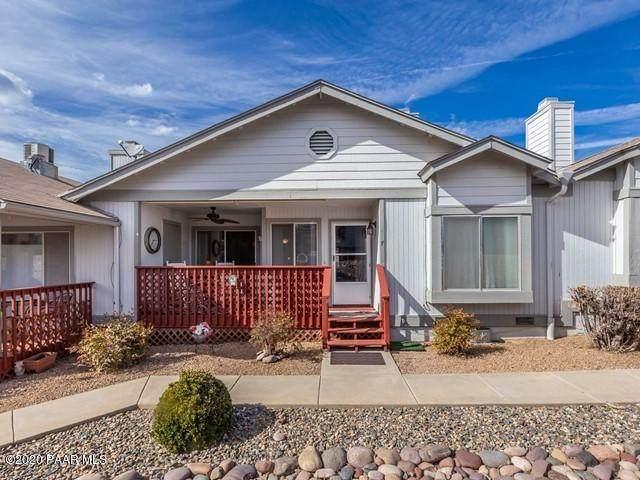 3160 Cascades Court 16F, Prescott, AZ 86301 (MLS #1027793) :: Conway Real Estate