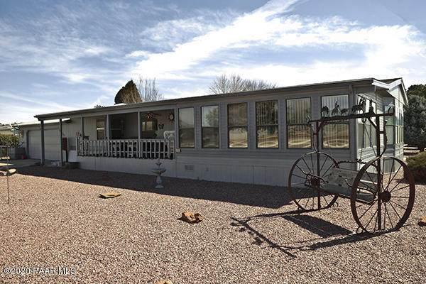 710 N Blue Spruce Drive, Prescott Valley, AZ 86327 (MLS #1027797) :: Conway Real Estate