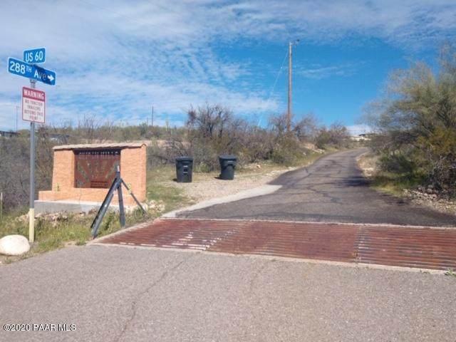 0 N 288th Avenue, Wickenburg, AZ 85390 (#1028058) :: West USA Realty of Prescott