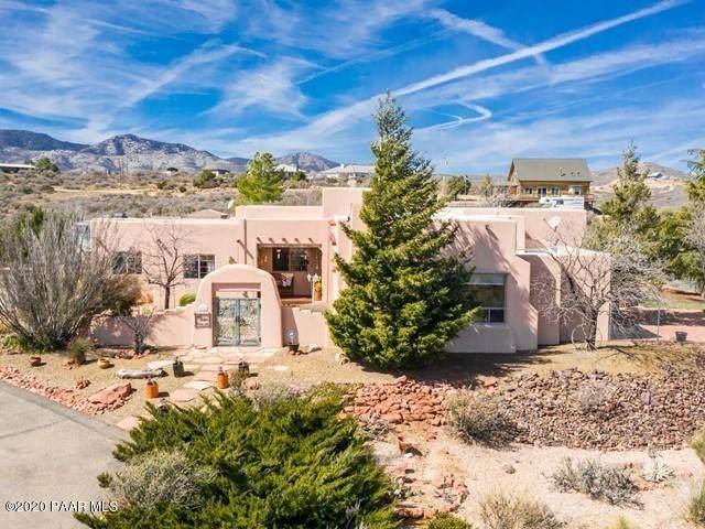 12125 Tobiano Way, Dewey-Humboldt, AZ 86327 (#1028214) :: Shelly Watne