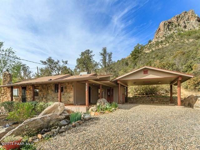 327 Circle P Drive, Prescott, AZ 86303 (#1028748) :: West USA Realty of Prescott
