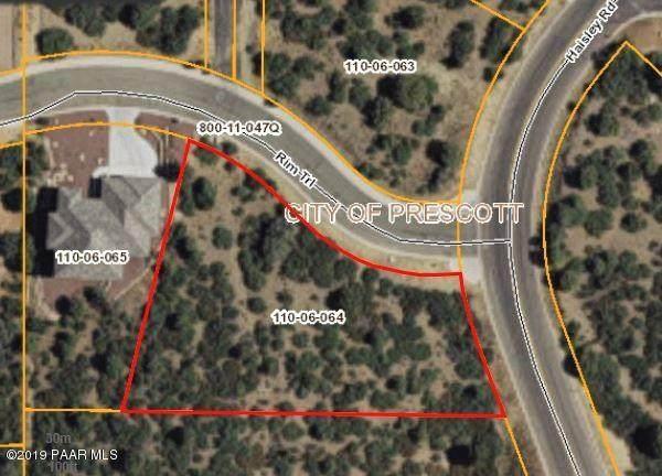 393 Rim Trail, Prescott, AZ 86303 (#1029850) :: West USA Realty of Prescott
