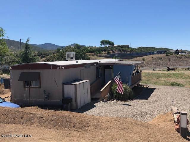 2610 S Hill Street, Dewey-Humboldt, AZ 86329 (#1030752) :: Shelly Watne