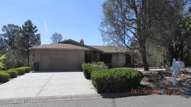 3565 Liese Drive, Prescott, AZ 86303 (#1030908) :: West USA Realty of Prescott