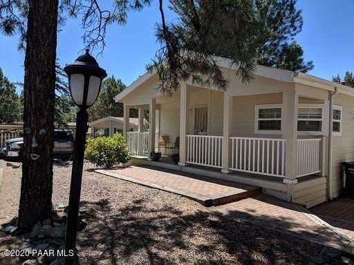 3707 W Pine Lakes Drive, Prescott, AZ 86305 (#1030987) :: Shelly Watne