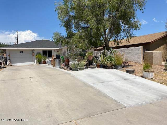 137 N Madison Street, Wickenburg, AZ 85390 (#1031287) :: West USA Realty of Prescott