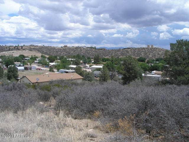 18356 S Reeves Road, Peeples Valley, AZ 86332 (#1031663) :: West USA Realty of Prescott