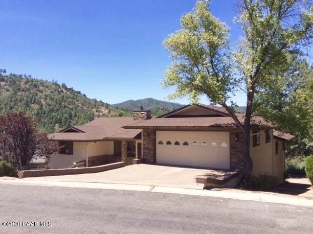 1190 Deerfield Road #2, Prescott, AZ 86303 (#1031789) :: West USA Realty of Prescott