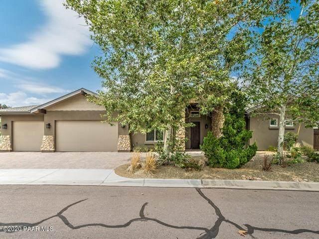 1476 Sierry Peaks Drive, Prescott, AZ 86305 (#1032327) :: West USA Realty of Prescott