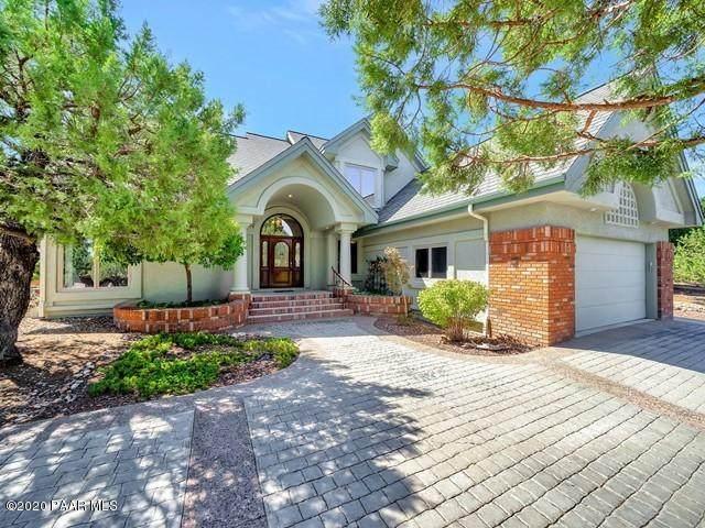 3215 E Swanlake Circle, Prescott, AZ 86303 (#1032764) :: West USA Realty of Prescott