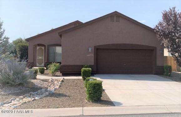 6877 E Yellowglen Drive, Prescott Valley, AZ 86314 (#1032847) :: West USA Realty of Prescott