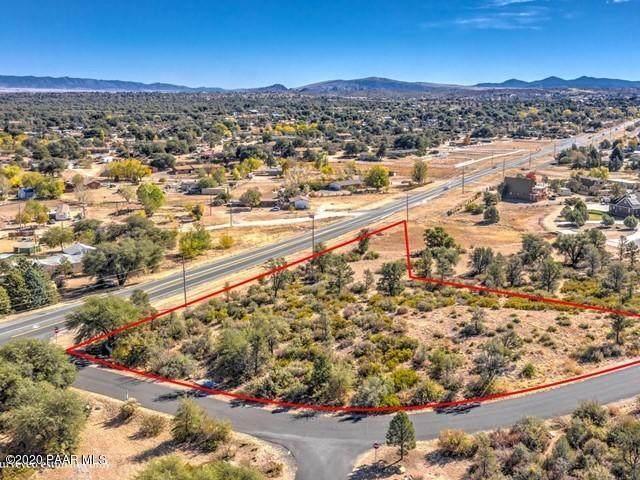 2615 W Granite Park Drive, Prescott, AZ 86305 (#1034172) :: Shelly Watne