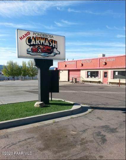 1235 W Iron Springs Road, Prescott, AZ 86305 (#1034493) :: Shelly Watne