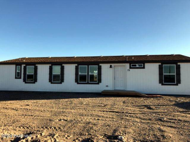 75 W Frontier Road, Chino Valley, AZ 86323 (#1034531) :: Gurley Street Realty