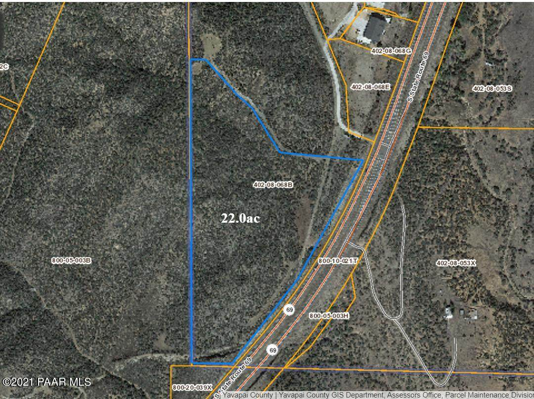 Lot 3 Sr 69    S 22Ac Highway - Photo 1