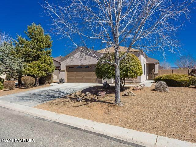 7582 E Dusty Boot Road, Prescott Valley, AZ 86315 (#1036693) :: Shelly Watne