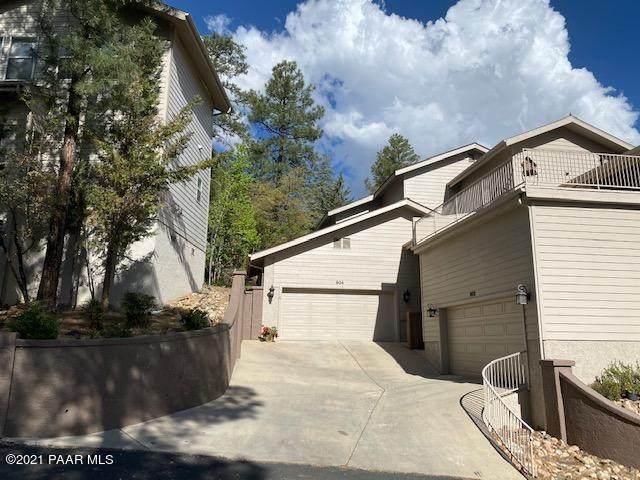 604 Aspen Way, Prescott, AZ 86303 (#1038639) :: Prescott Premier Homes | Coldwell Banker Global Luxury