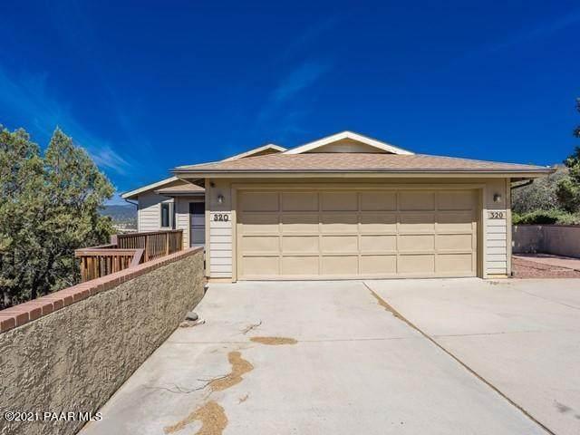 320 Buckingham Place, Prescott, AZ 86303 (#1038923) :: Prescott Premier Homes | Coldwell Banker Global Luxury
