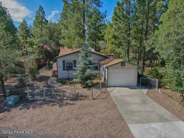 2813 W Young, Show Low, AZ 85901 (MLS #1039431) :: Conway Real Estate