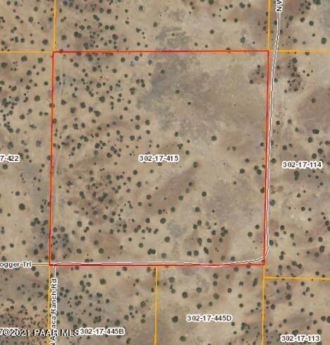 0 N Wooden Wheel Road, Ash Fork, AZ 86320 (#1039538) :: Shelly Watne