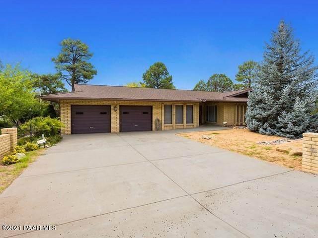 1945 W Yampa Drive, Prescott, AZ 86305 (MLS #1040887) :: Conway Real Estate