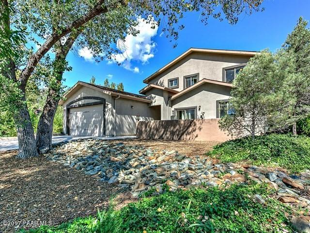 1890 Foothill Drive, Prescott, AZ 86303 (#1008238) :: The Kingsbury Group