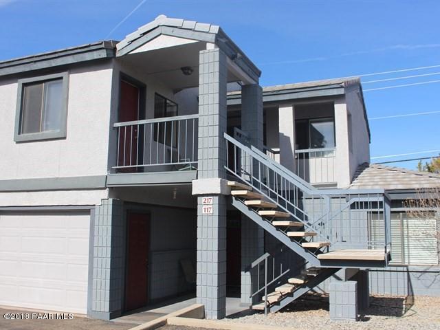 6132 Antelope Villas Circle #117, Prescott, AZ 86305 (#1009306) :: The Kingsbury Group